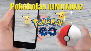 Pokémon GO: Como ganhar Pokébolas ILIMITADAS! (Mesmo sem pokestop onde mora) Fake GPS