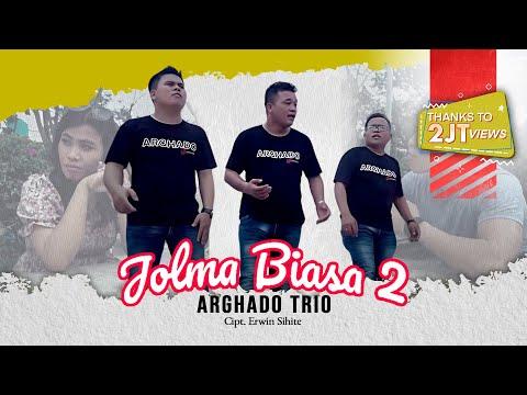 LAGU BATAK TERBARU 2021 - JOLMA BIASA 2 , Cipt. Erwin Sihite ( Official Music Video )