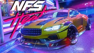 K.S POLESTAR COVERCAR! - NEED FOR SPEED HEAT Part 43 | Lets Play NFS Heat