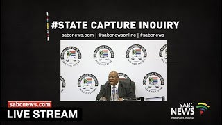 State Capture Inquiry, 12 August 2019 - PT2