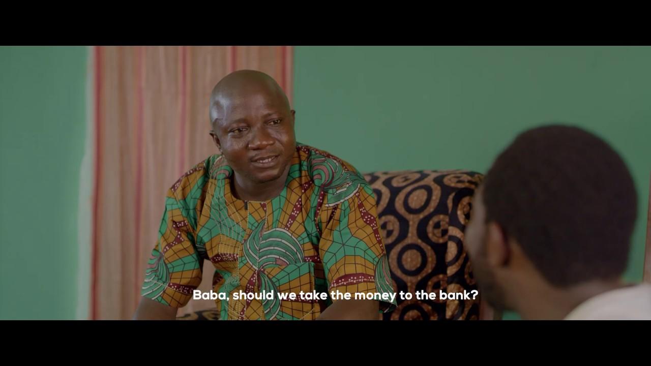 Ep  1 - Baba Ijebu's Garri Bank (SANEF Short Film)