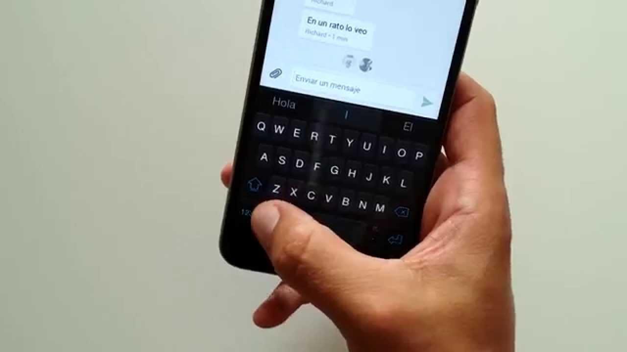 Iphone  Plus  Mano