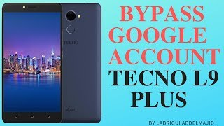 How To Bypass Google Account Tecno C9