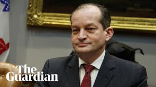 Alexander Acosta speaks about 2008 plea deal with Jeffrey Epstein