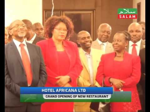 HOTEL  AFRICANA GRAND OPENING