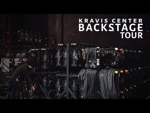 Kravis Center Backstage Tour
