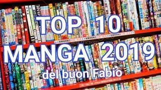 TOP 10 MANGA 2019 #MANGA2019