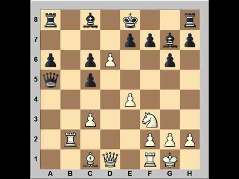 Round 1: The World Chess Championship 2012 - Anand vs Gelfand