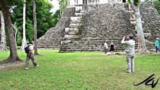 Costa Maya Cruise Excursions - Dzibanche Mayan Ruins (CC) - YouTube HD