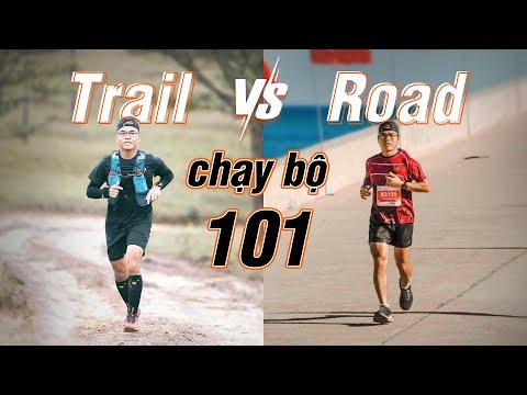 Sự khác nhau giữa chạy bộ & chạy bộ địa hình | Chạy bộ 101 EP01