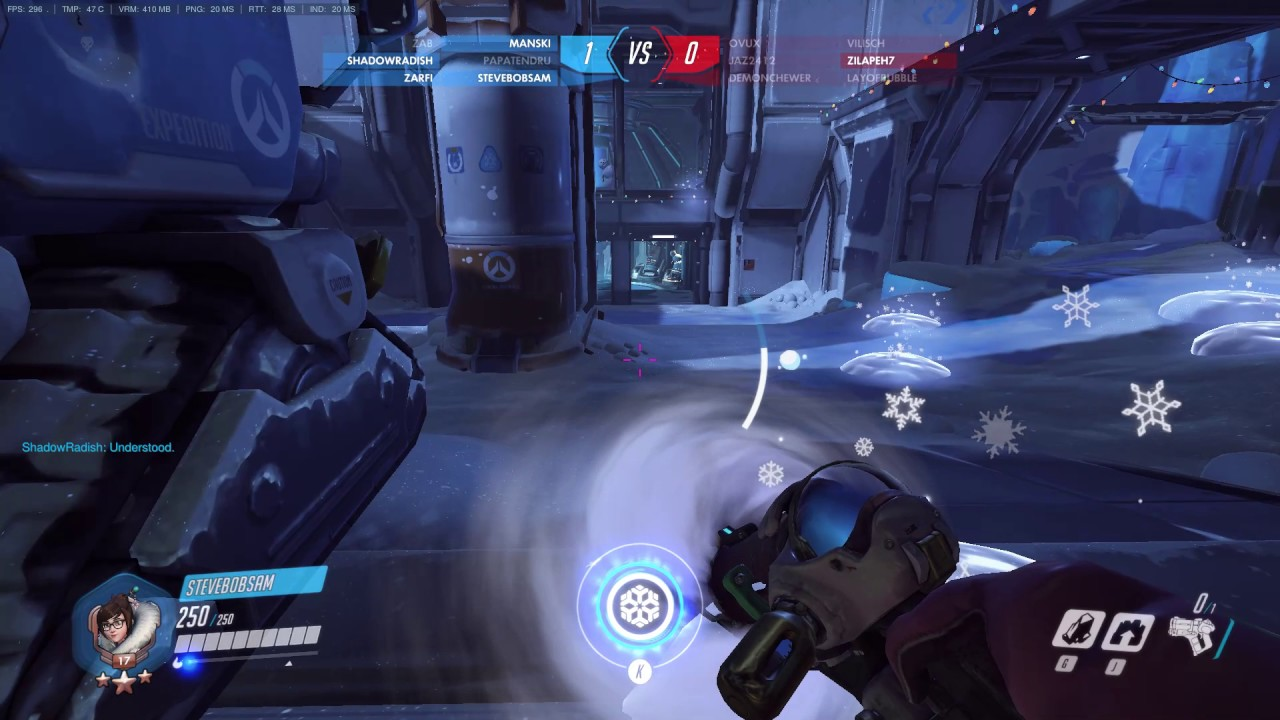 Image result for mei's snowball offensive