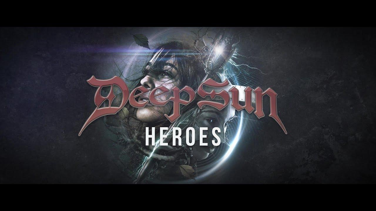瑞士交響金屬樂團 Deep Sun 新曲影音 Heroes