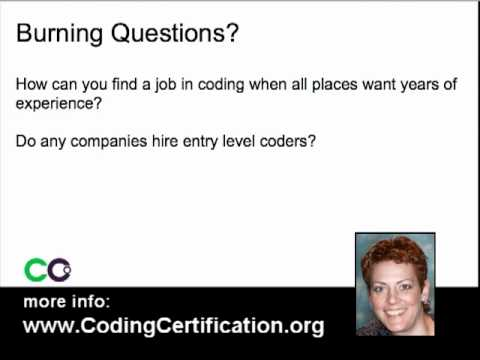 Medical Coding- How To Get A Job
