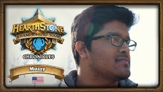 Hearthstone Championship Tour Chronicles – Muzzy