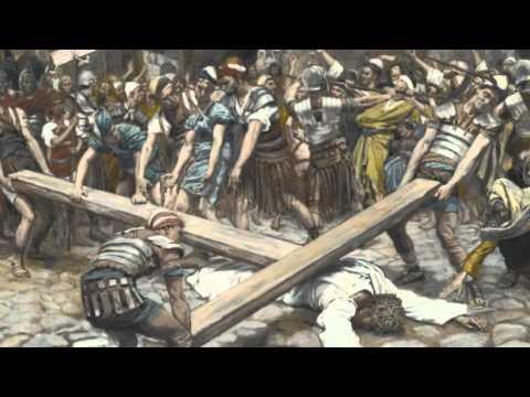 ГОЛГОФА. РАСПЯТИЕ ИИСУСА ХРИСТА. СТРАСТНАЯ ПЯТНИЦА.