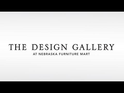 The Design Gallery at Nebraska Furniture Mart
