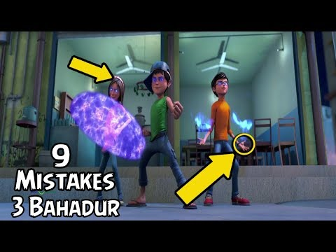 (9 Mistakes 3 Bahadur 2016 ) Pakistani...