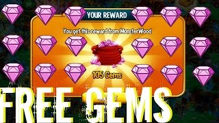 Monster Legends | How to Get Free Gems | Free Ways to Get Gems!