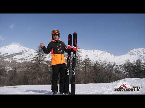 Test ski Faction