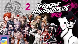 Danganronpa: Trigger Happy Havoc - iOS / Android Gameplay Walkthrough Part 2 (by Spike-Chunsoft)