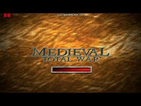 Medieval Total War. Фракция Альмохады 17-я серия Наступление в Германию.