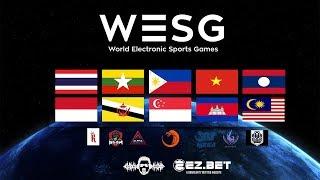 [DOTA 2 LIVE PH] TnC Predator VS Boom ID |Bo3| World Electronic Sports Games 2018 Southeast Asia