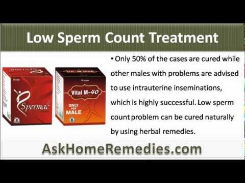 for count Medication low sperm