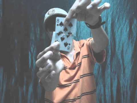 Hướng dẫn ảo thuật là bài kì lạ - Card Warp - Nguyễn Phúc Nhân
