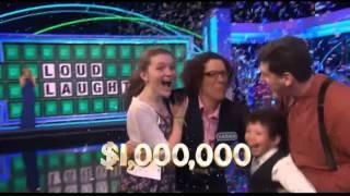 Wheel of Fortune 9/17/14: THIRD MILLION DOLLAR WINNER