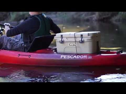 Perception Kayaks | Pescador Pro Overview
