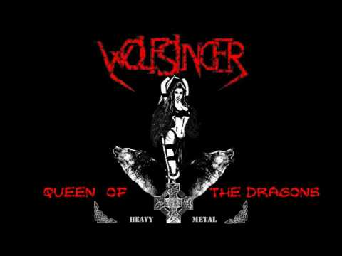 WOLFSINGER -Queen of the Dragons-