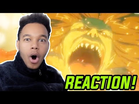 Attack On Titan Season 2 Episode 4 REACTION!