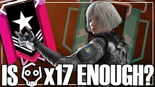 A Heartbreaking 17 Kill Game - Rainbow Six Siege