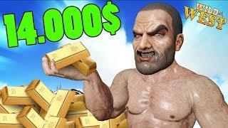 14.000$ GLORY COINS?? EL MAYOR TESORO!! - 🤠#43 ARK, MONGOLOS ARMADOS - Nexxuz