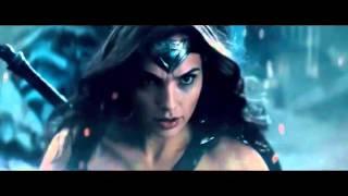 Бэтмен против Супермена: На заре справедливости Международный трейлер