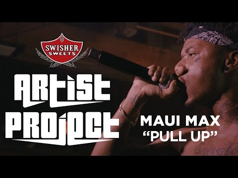 """Pull Up"" (Live) // Maui Max // Pack Night"