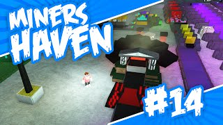 Miners Haven #14 - REBIRTH LIKE A PRO (Roblox Miners Haven)