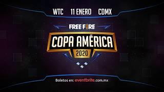 Copa América | Garena Free Fire