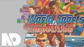 [eShop EU] World Sports Competition (TG-16 VC) – First Look