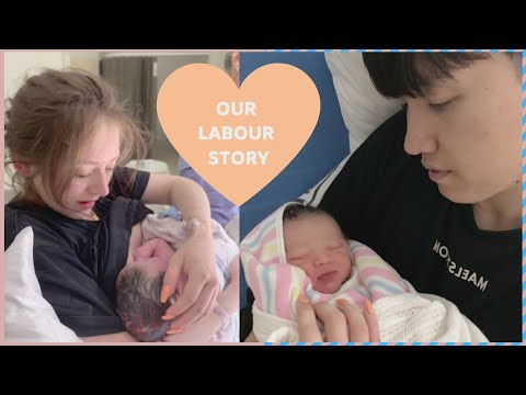 Our Labour Induction Story! No epidural / Pain relief