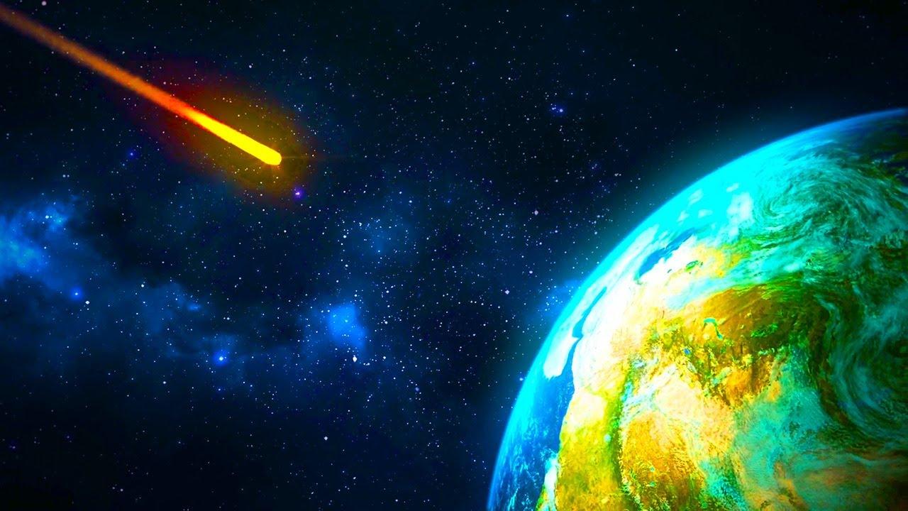 كان الكويكب الذي أهلك الديناصورات مرئياً قبل سنة من اصطدامه بالأرض
