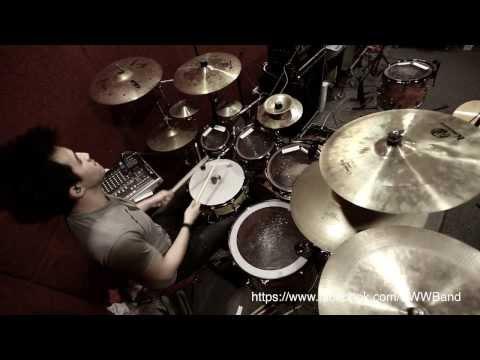 รักเธอทั้งชีวิต - Zeal Drums Covered By Ryu Swan Walk Way