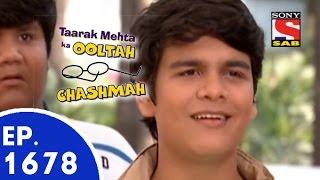 Taarak Mehta Ka Ooltah Chashmah - तारक मेहता - Episode 1678 - 22th May, 2015