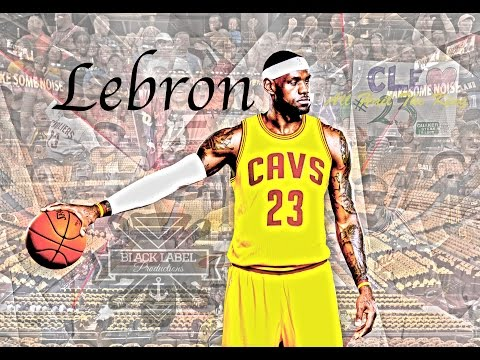 LeBron James Career Highlights Blessed Big Sean ft DrakeKanye West HD