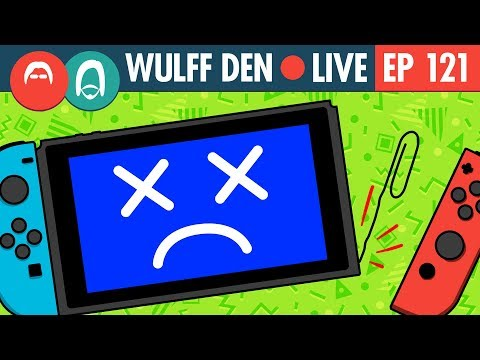 The Switch has been HACKED - WDL Ep 121