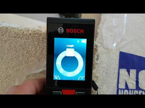 Видео обзор: Дальномер BOSCH GLM 120 C