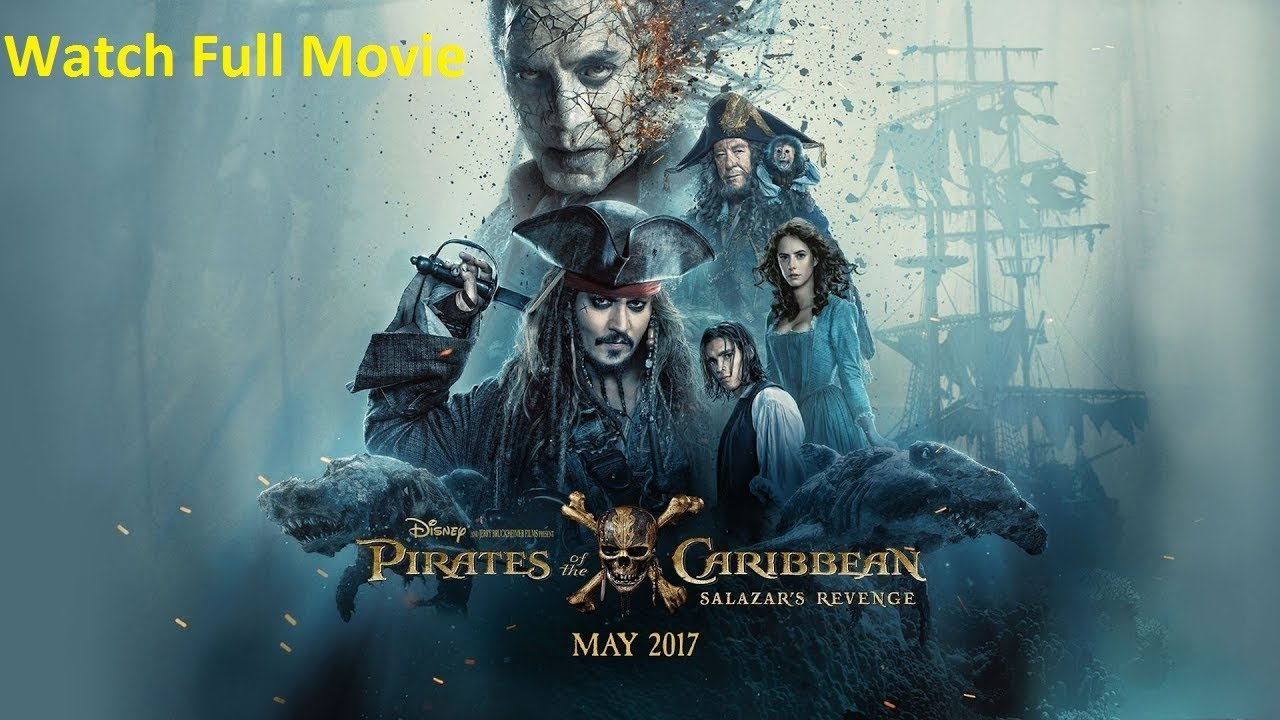 Pirates of the caribbean 5 download free in 720p/1080p hd.