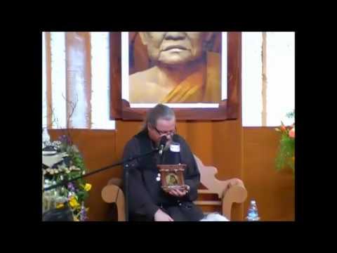 Abhayagiri Monastery 20th Year Anniversary Talks: Father Damien