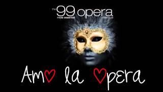43   La bohème, Act 1  O soave fanciulla