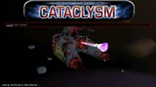 Homeworld Cataclysm Multiplayer: Beast Faction Gameplay 5 man FFA